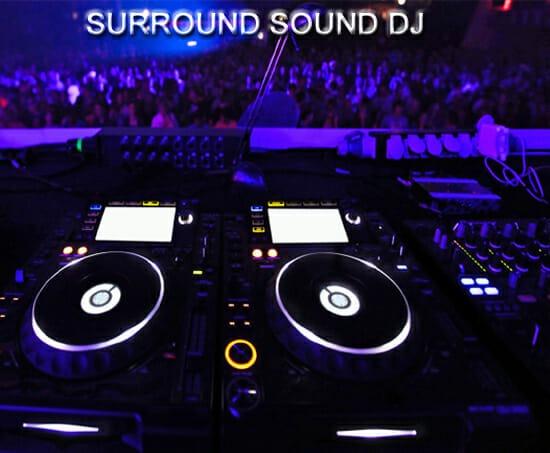 DJ PRO SUROUND SOUND DJ