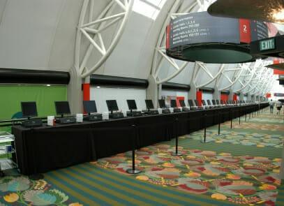 company conferences surround sound dj